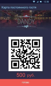 Dandy Cafe screenshot 2