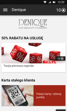 Denique apk screenshot