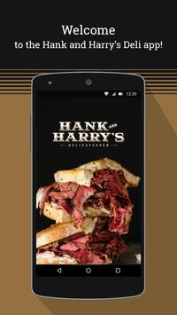 Hank & Harry's Deli poster