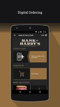 Hank & Harry's Deli apk screenshot