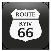 Route66 icon