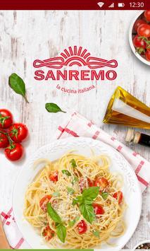 Sanremo Norilsk poster