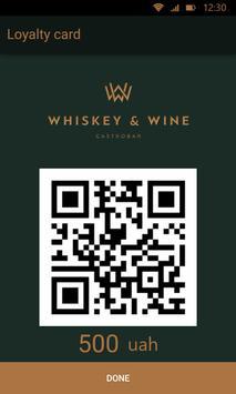 Whiskey&Wine screenshot 2