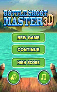 Bottle Shoot Master 3D screenshot 1