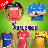 IPL Cricket Photo Suit Editor – IPL DP Maker 2019 icon