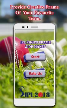 IPL Cricket Photo Suit Editor – IPL DP Maker 2019 poster