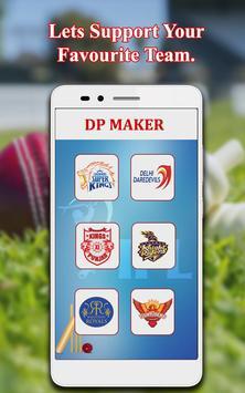 IPL Cricket Photo Suit Editor – IPL DP Maker 2019 screenshot 1