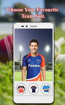 IPL Cricket Photo Suit Editor – IPL DP Maker 2019 screenshot 2