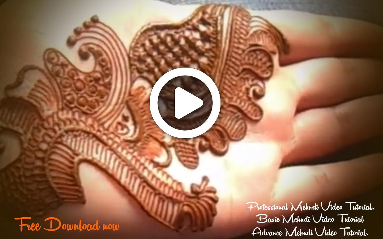 Mehndi Videos Latest Mehndi Designs Videos 2018 For Android Apk