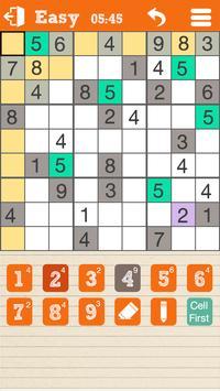 Sudoku screenshot 4