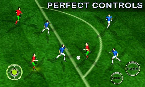 Let's Play Football Socccer HD apk screenshot