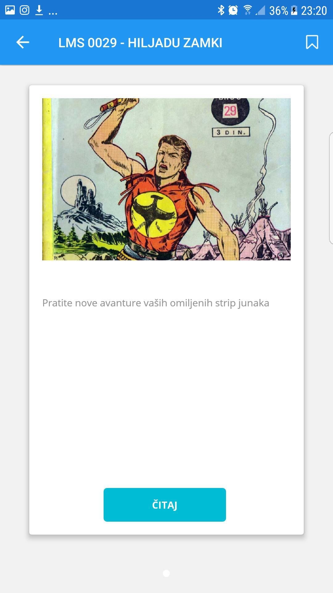 STRIPOVI - revije (Biser strip, Stripoteka, Strip art