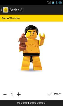 Minifigs Collector for LEGO® apk screenshot