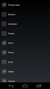 Lpn Launcher - fast and light screenshot 1