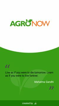 AgroNow poster