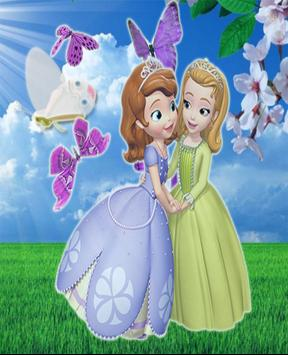 Princess Love Jigsaw Dream poster
