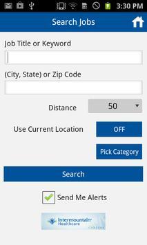 Intermountain Healthcare screenshot 2