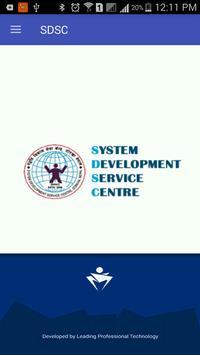 SDSC Gorkha poster