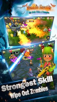Zombie Shooter - Zombie.io screenshot 1