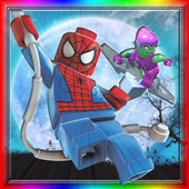 Shadow Spider Heroes Fighter icon