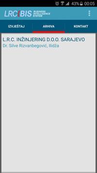 LRC Boniteti apk screenshot