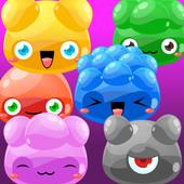 Jelly Memory Puzzle icon