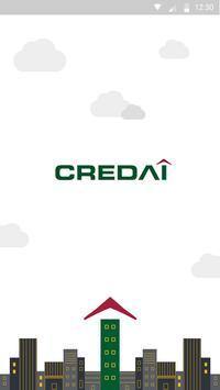 CREDAI Connect poster