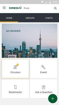 CREDAI Connect screenshot 1