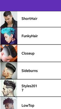 Latest Men Hair Styles poster