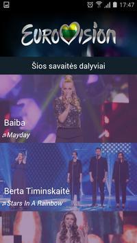 Eurovizija 2016 screenshot 1