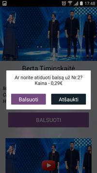 Eurovizija 2016 screenshot 2