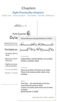 Dua & Azkar screenshot 2