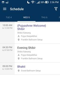 Gurupurnima 2017 - Dada Bhagwan apk screenshot