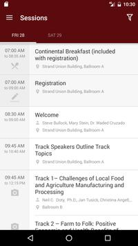 2016 Governor's Food/Ag Summit apk screenshot
