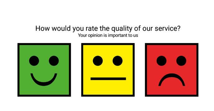 Customer Satisfaction Survey apk screenshot