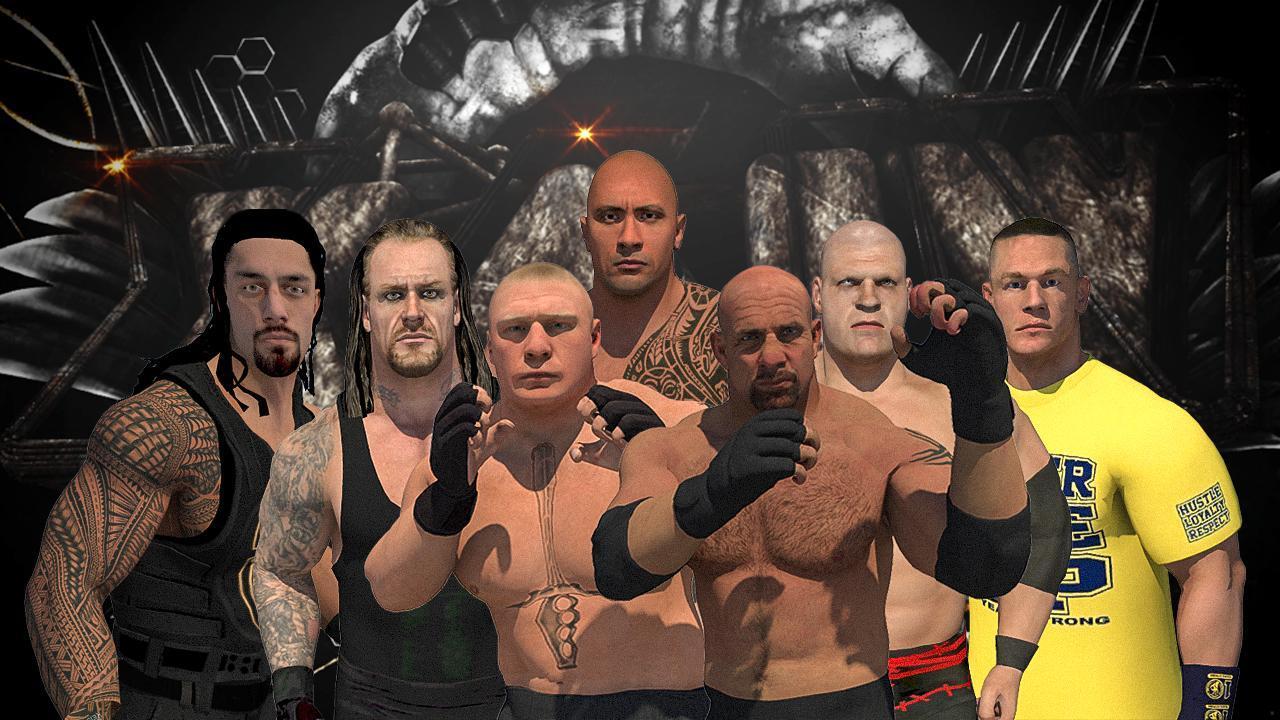 WRESTLING REVOLUTION 3D WWE 2K18 MOD DOWNLOAD FOR PC