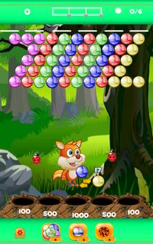 Bubble Shooter Squirrel apk screenshot