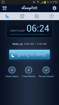 SleepBot الملصق