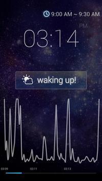 SleepBot تصوير الشاشة 1