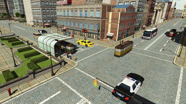 Tram Train Simulator 2017 apk screenshot