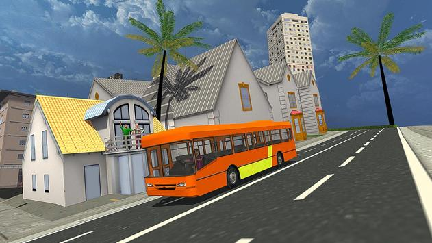 Euro City Coach Bus Simulator apk screenshot