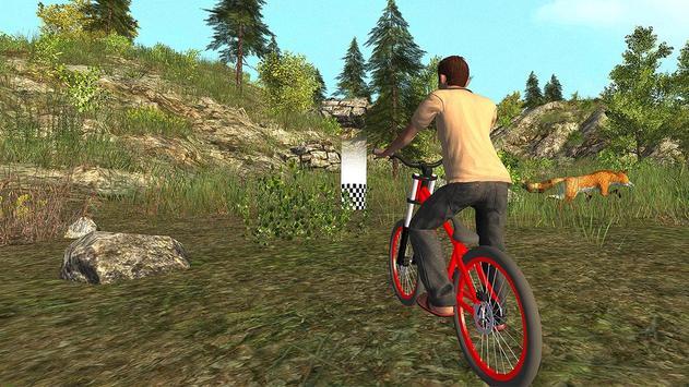 Offroad Mountain Bicycle Rider apk screenshot