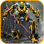 Real Robots War Steel Fighting icon