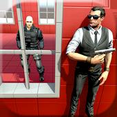 Secret Agent Spy Mission Game icon