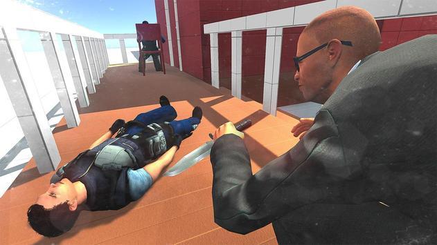 Secret Agent Spy Mission Game screenshot 1