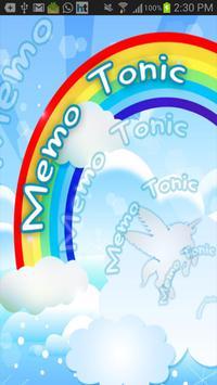 Memo Tonic poster