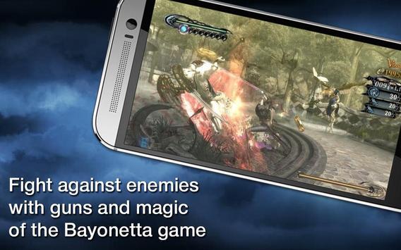 Bayonetta screenshot 3