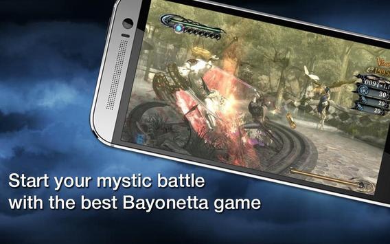 Bayonetta screenshot 5