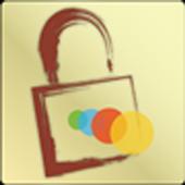 比划解锁 -- Sandy icon