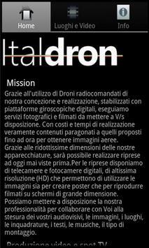Italdron poster